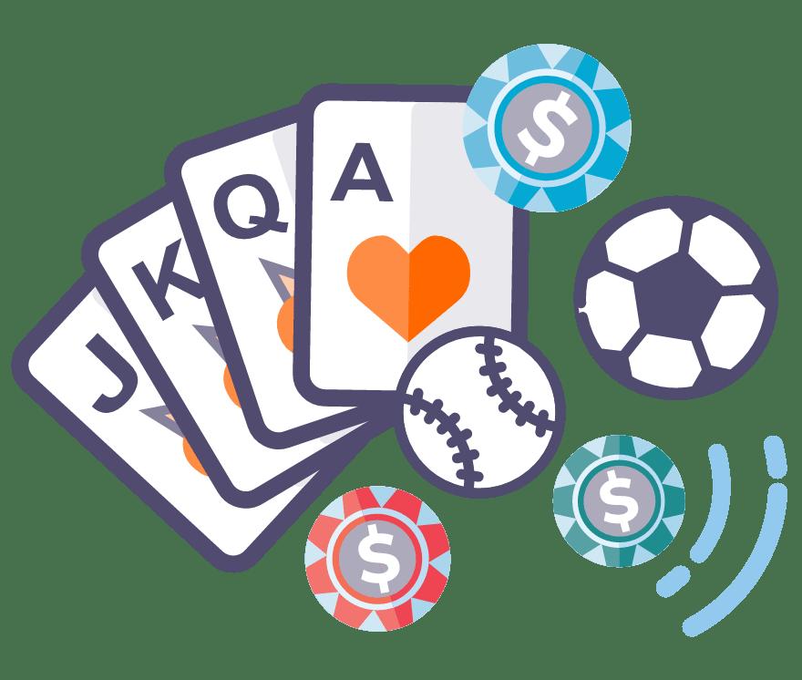 Los 17 mejores sitios de Casino de Sports Betting en línea en Argentina