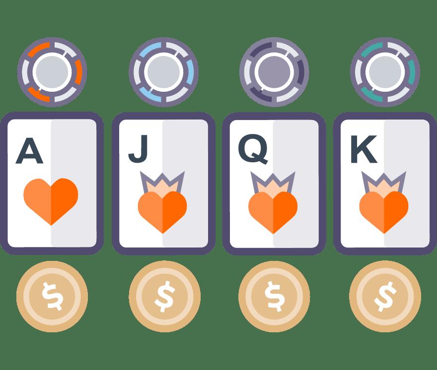 Los 2 mejores sitios de Casino de Faraón en línea en Argentina