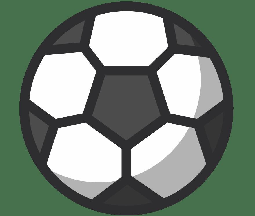 Los 40 mejores sitios de Casino de Apuestas de fútbol en línea en Argentina