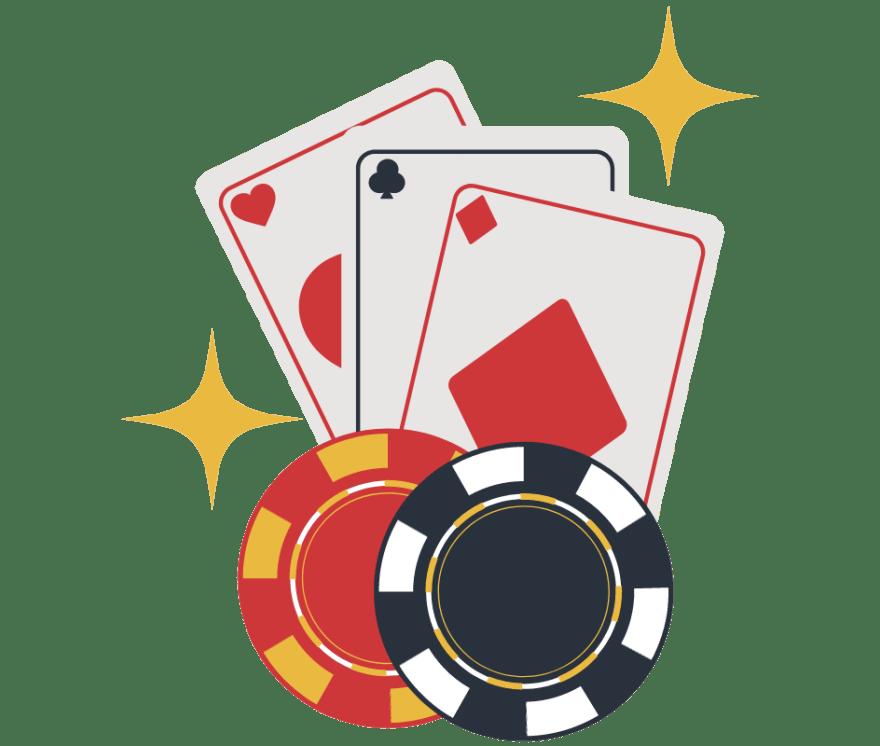 Los 148 mejores sitios de Casino de Veintiuna en línea en Argentina