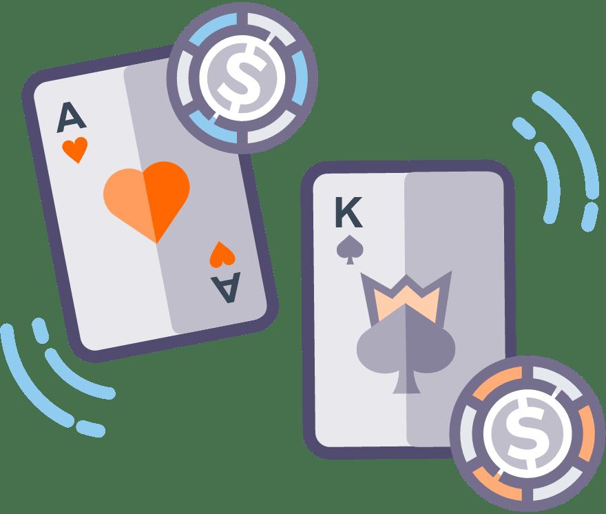 Los 11 mejores sitios de Casino de Guerra de casino en línea en Argentina